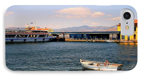 Gulf Of Izmir IPhone Case