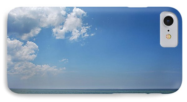 IPhone Case featuring the photograph Gulf Sky by Kay Lovingood