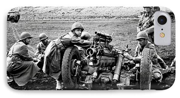 Gun Crew Prepares To Fire A 37mm Phone Case by Stocktrek Images