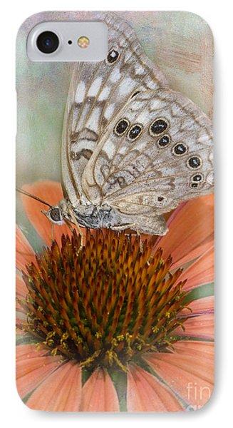 Hackberry Emplorer Butterfly Phone Case by Betty LaRue