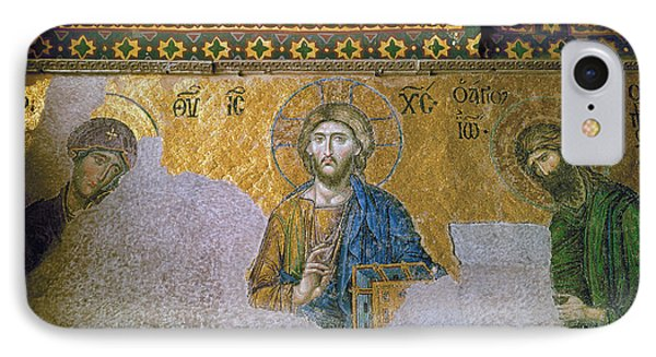 Hagia Sophia: Mosaic Phone Case by Granger