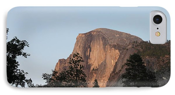 Half Dome Yosemite National Park Phone Case by Remegio Onia