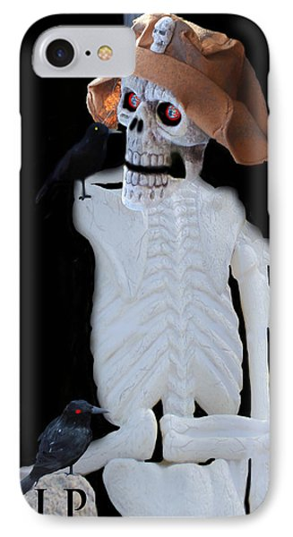 Halloween Card  Phone Case by Debra     Vatalaro