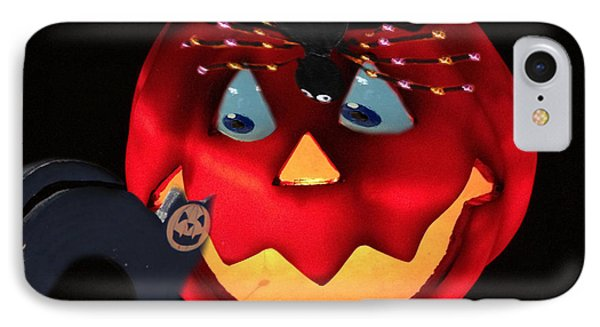 Halloween Fun Art Phone Case by Debra     Vatalaro