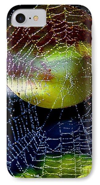 Halloween Haunting Phone Case by Carol F Austin