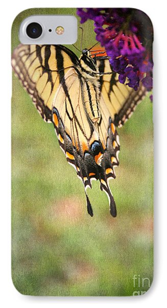 Hanging On Phone Case by Darren Fisher