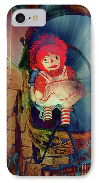 Happy Dolly Phone Case by Susanne Van Hulst