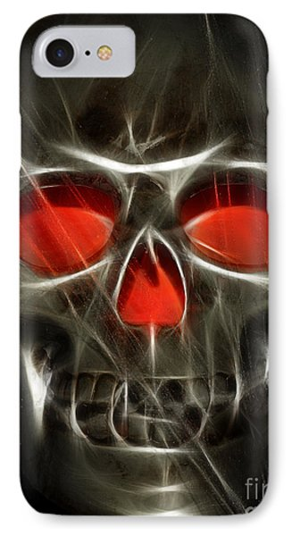 IPhone Case featuring the photograph Happy Halloween by Raymond Earley