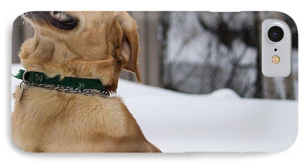 Happy Happy Doggie IPhone Case