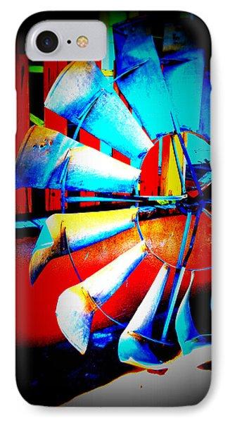 Harlequin Wind  Phone Case by Diane montana Jansson