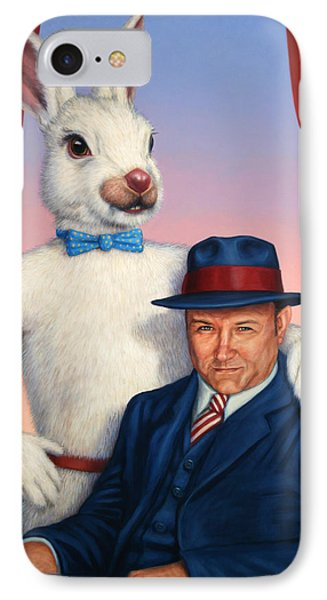 Harvey And Randall IPhone Case by James W Johnson
