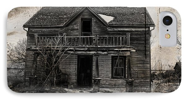 Haunting East Phone Case by Jerry Cordeiro