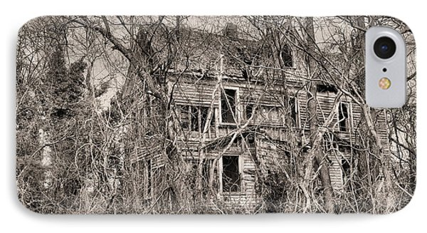 Haunting In Delmarva Phone Case by JC Findley