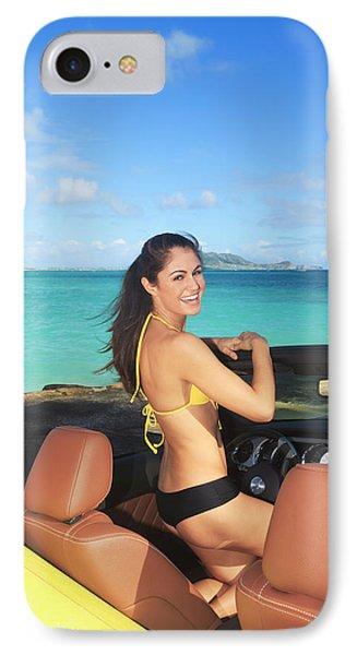 Hawaiian Style II IPhone Case by Tomas Del Amo - Printscapes