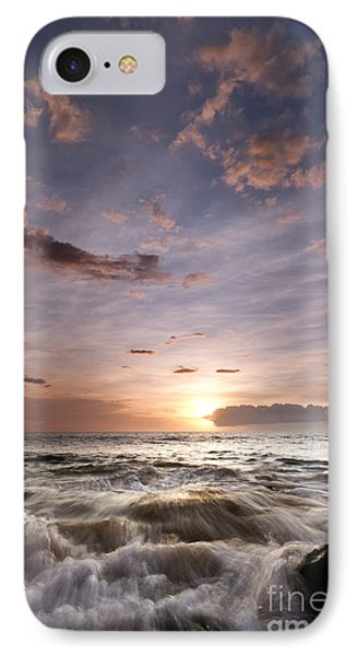 Hawaiian Sunset South Maui IPhone Case by Dustin K Ryan
