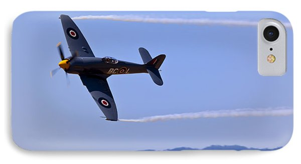 Hawker Sea Fury Phone Case by Garry Gay