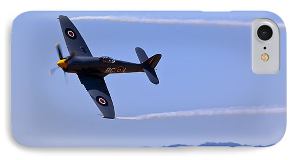 Hawker Sea Fury IPhone Case