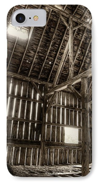 Hay Loft IPhone Case by Scott Norris