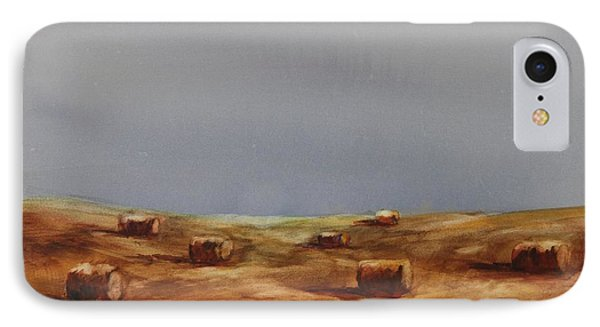 Hayfield IPhone Case by Ruth Kamenev