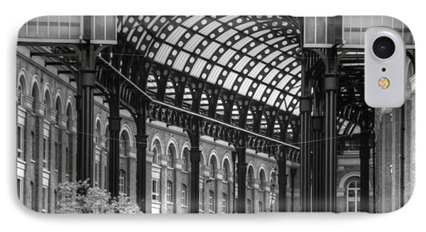 Hays Galleria London IPhone Case by David French