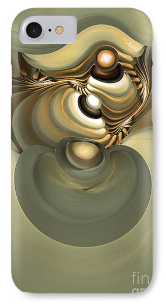 He Is Like His Father Phone Case by Sipo Liimatainen
