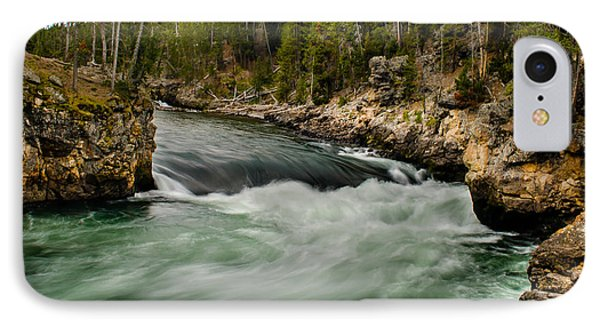 Heading For The Fall Phone Case by Robert Bales