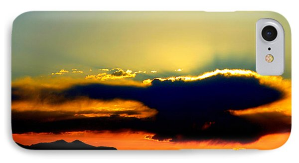 Heaven Is Watching IPhone Case by Jeanette C Landstrom
