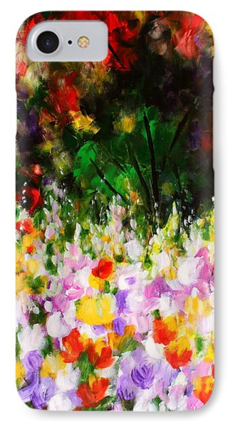 Heavenly Garden IPhone Case by Kume Bryant