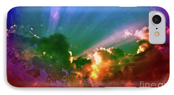 Heaven's Jewels Phone Case by Kevyn Bashore