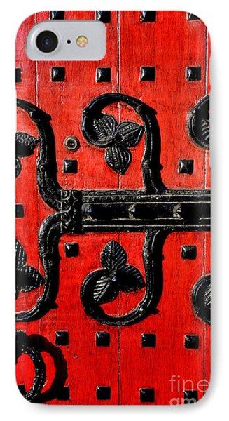 Heinz Chapel Door Detail Phone Case by Thomas R Fletcher