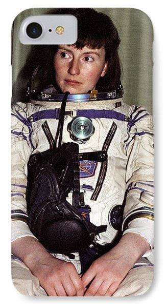 Helen Sharman, British Astronaut Phone Case by Ria Novosti