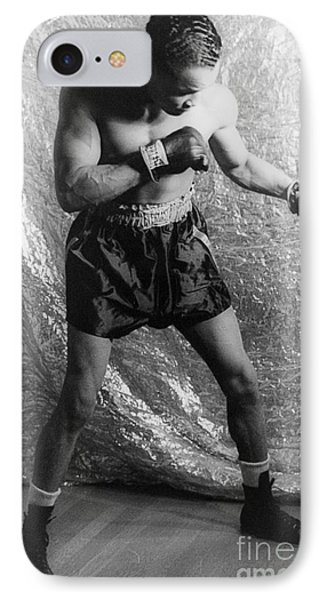 Henry Armstrong (1912-1988) Phone Case by Granger
