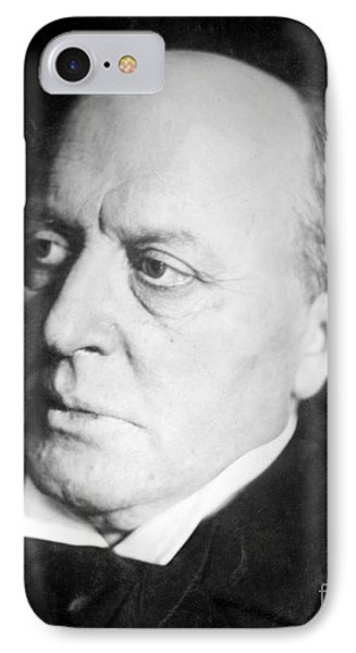 Henry James, American-born British Phone Case by Photo Researchers