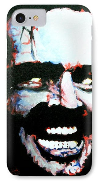 Here's Johnny Phone Case by Brian Carlton