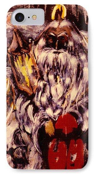 Hermit IPhone Case