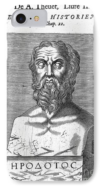 Herodotus Phone Case by Granger