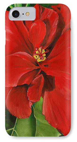 Hibiscus Phone Case by Teresa Smith