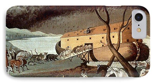 Hicks: Noahs Ark, 1846 Phone Case by Granger