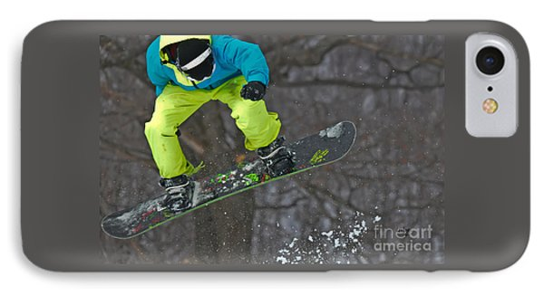 High Flyin' IPhone Case by Lois Bryan