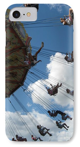 High In The Sky IPhone Case