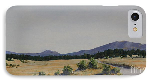 High Land Road Phone Case by Adam Smith