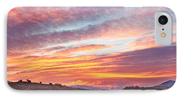 High Park Wildfire Sunset Sky IPhone Case