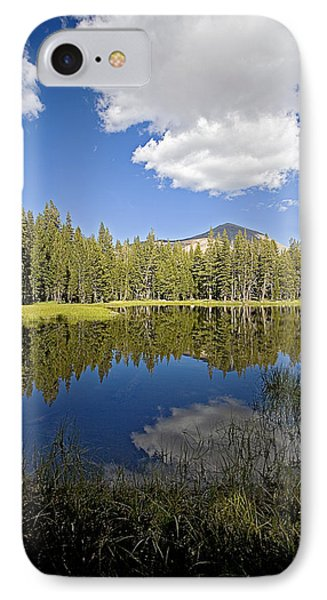High Sierras Lake Phone Case by Bonnie Bruno
