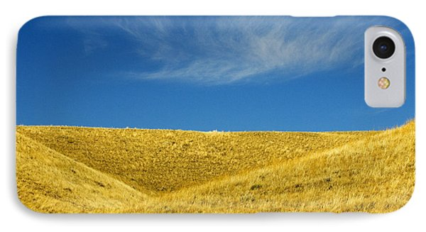 Hills And Clouds, Cypress Hills Phone Case by Mike Grandmailson