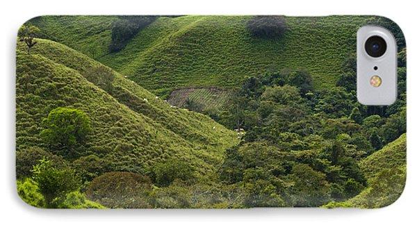 Hills Of Caizan 2 Phone Case by Heiko Koehrer-Wagner