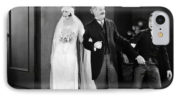 His Marriage Wow, 1925 Phone Case by Granger
