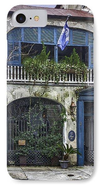 Historic Charleston Home Phone Case by Lynn Palmer