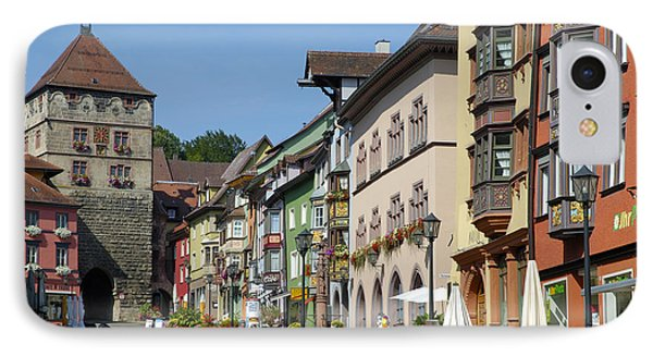 Historical Old Town Rottweil Germany Phone Case by Matthias Hauser