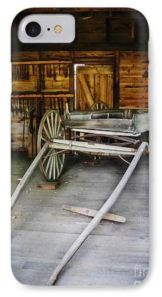 Hitch Your Wagon Phone Case by Colleen Kammerer