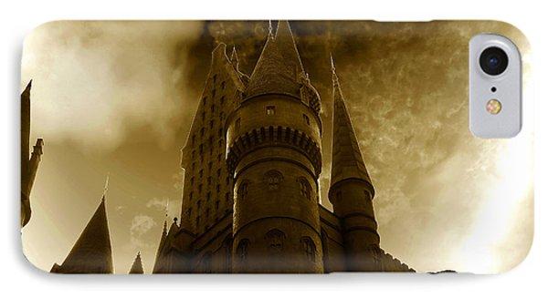 Hogwarts Castle Phone Case by David Lee Thompson